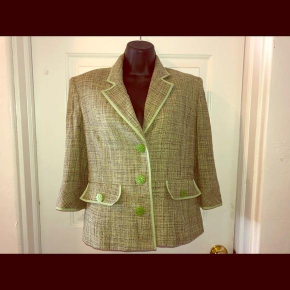 Amanda Smith Jackets & Blazers - Amanda Smith Career Wear Blazer